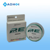 PEx4 4 Strands Seaweed Leader Braided Fishing Line