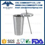 18/8 Stainless Steel Customized Logo Portable Car Tumbler