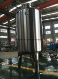 2000L Ion Exchange Resin Tank Used in Water Treatment System