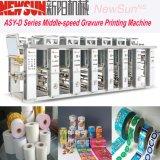 Asy-D Series Rail Aluminum Foil Gravure Printing Presses