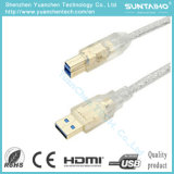 High Quality Male to Female USB Printer Cable