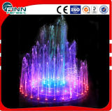Outdoor Water Height 2-3m Colorful Light Music Fountain