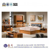 High Quality Leather Bed China Hotel Bedroom Furniture (SH-015#)