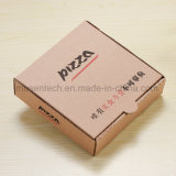 High Quality Food Grade Brown Color Corrugated Pizza Paper Box