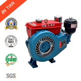 Low Fuel Consumption 4-Stroke Small Diesel Engine (Z170F)