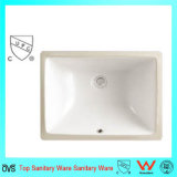 Modern Popular Low Price Bathroom Wash Hand Ceramic Under Counter Basin