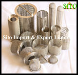 Stainless Steel 316 Wire Mesh Filter Elements
