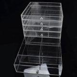 Custom Clear Acrylic Storage Box