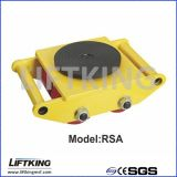 Liftking 6 Ton Turnable Roller Skate Cargo Skate Trolley