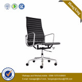 Bfma Approved Metal Base Office Leather Executive Chair (HX-AC459)