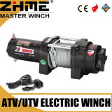 ATV 3500lbs 12V Pulling Winch Mini Wire Rope