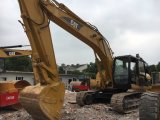 Used Caterpillar Crawler Excavator 325c Original Japan Machine