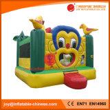 Inflatable Monkey Moonwalk Jumping Castle Bouncer for Kids (T1-511)