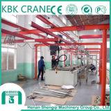 Industrial Flexible Portable Small Crane 0.25 Ton