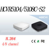 4/8CH Tribrid 720p-PRO Smart 1u Hdcvi DVR {Hcvr5104/5108c-S2}
