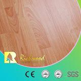 Vinyl 8.3mm E1 AC3 Embossed Walnut Parquet Laminated Wooden Wood Flooring