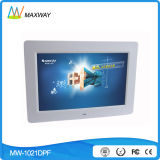 Video MP4 Music MP3 Picture Loop 10inch Digital Photo Frame