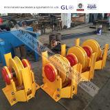 Steel Structure Fabrication Bogies Wheels