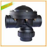 2 Way Diaphragm Irrigation Water Hydraulic Industrial PA6 Material Control Valve