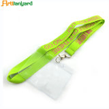 Customized ID Card Holder Lanyard