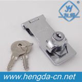 Zinc Alloy Swivel Hasp Staple Lock Locker Hasp