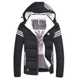 OEM Quilted Warm Zipper up Outdoor Winter Man′s Jacket