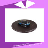 PU Leather Mouse Pad with Logo Embossed P016-017