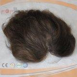 Cheap Large Stock Indian Hair Mens Hair Piece