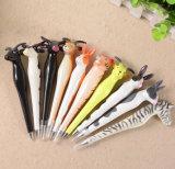 Novelty Wooden Hand Craft Animal Stationery Pen