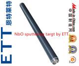 Nbox (Niobium Oxide) Rotary Sputtering Target Plasma Spray