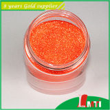Small Bag Wood Orange Glitter Now Lower Price