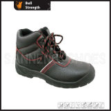 Hot Style Industry Leather Safety Shoes (Sn1661)