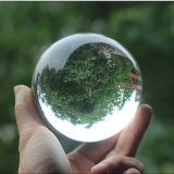K9 60mm Clear Crystal Glass Ball for Decoration