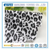 2016 Remarkable Leopard Cotton Fabric Eco-Friendly