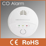 Battery Operated Carbon Monoxide Detector with CE RoHS (PW-918)