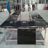 Hot Selling Black Galaxy Granite Countertop /Dining Table