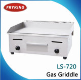 Ls-720 Counter Top Gas Flat Plate Griddle
