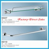 Factory Direct Sales Bathroom Accessories Glass Shelf (J6027)