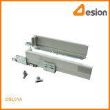 Double Wall Metal Drawer System