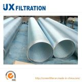 Stainless Steel Oil Well Slotted Screen Pipe