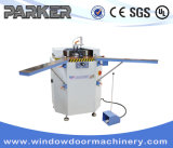 Aluminum Alloy Window Door Single Head Corner Crimping Machine