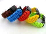 Custom Colorful High Quality Cord Bracelet