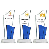 Wholesale Blank Crystal Trophy for Personalized Engraving