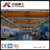 CE Certificate Double Girder Electric Trolley Overhead Crane