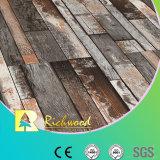 Household 8.3mm E1 HDF AC3 V-Grooved Waterproof Laminated Floor