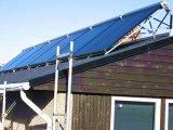 Heatpipe Solar Heater Collector