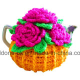 Hand Crochet Tea Cosy Tea Cozy Tea Pot Holder Warmer