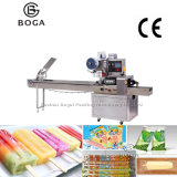Stainless Steel Full Automatic Ice Stick Ice Cream Ice Lolly Packaging Machine
