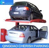 Hydraulic Single Post Auto Car Parking Lift