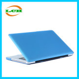 Hotselling Frosted Clear Transparent PC Cover Case for MacBook